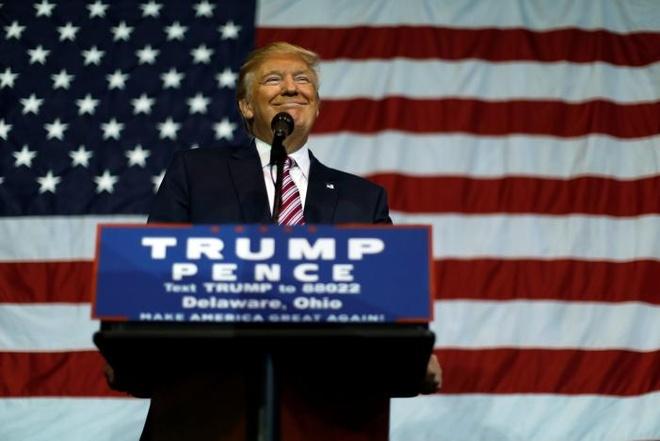 Trump tuyen bo se chap nhan ket qua bau cu neu thang hinh anh 1