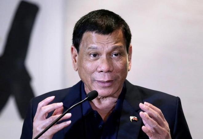 Philippines kho so cat nghia loi ong Duterte noi ve My hinh anh
