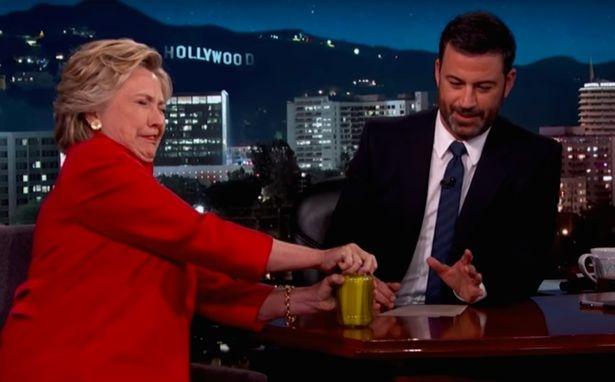 Hollywood ung ho Clinton, quay lung voi Trump hinh anh 1