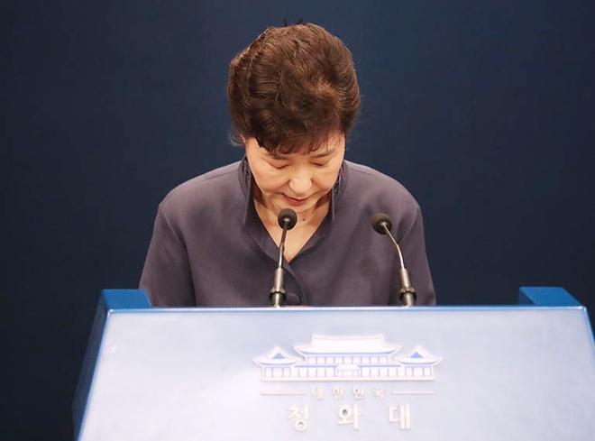 Gia dinh ho Choi: Mon no tinh cam cua tong thong Han Quoc hinh anh 3
