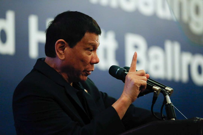 Duterte nhac Obama xem lai dinh nghia pham gia hinh anh 1