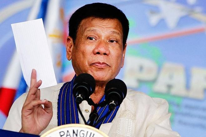Duterte nhac Obama xem lai dinh nghia pham gia hinh anh