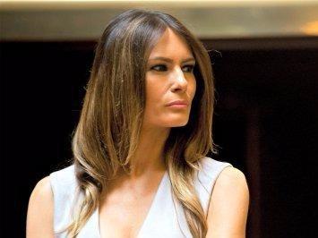 Melania Trump: Tu nguoi mau thanh ba chu Nha Trang hinh anh