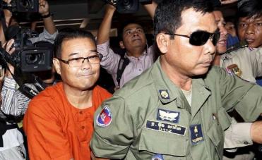 Campuchia phat tu nghi si xuyen tac van de bien gioi voi VN hinh anh