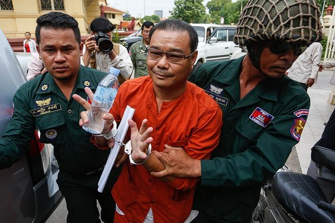 Campuchia phat tu nghi si xuyen tac van de bien gioi voi VN hinh anh 1