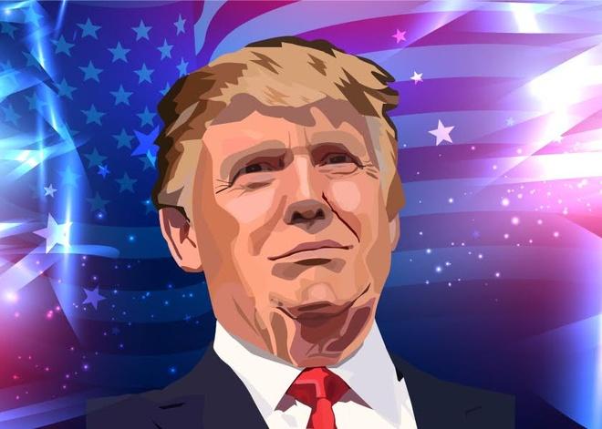 Hanh trinh tro thanh tong thong My thu 45 cua Donald Trump hinh anh