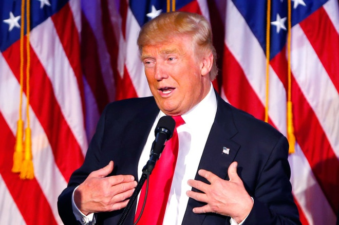 Donald Trump lam gi tu nay den ngay nham chuc? hinh anh 1