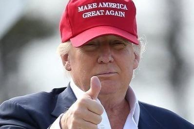Trump vuot Obama, tro thanh 'tong thong mang xa hoi' hinh anh