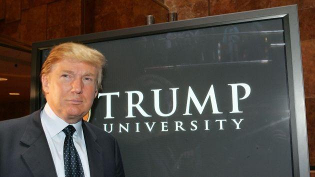 Trump boi thuong vu kien dai hoc Trump anh 1