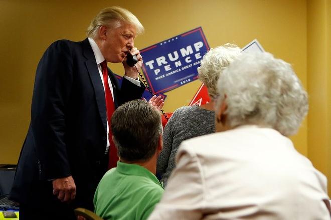 Noi hoang mang khi Trump dien dam voi nguyen thu cac nuoc hinh anh 1