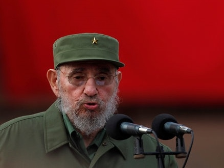 Lanh dao cac nuoc bay to tiec thuong lanh tu Fidel Castro hinh anh