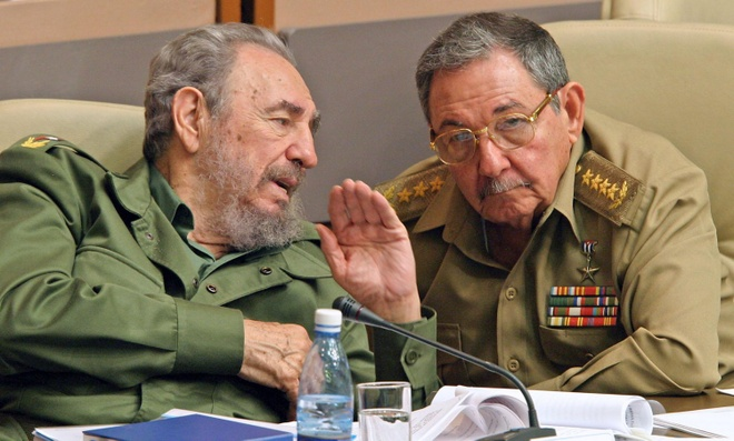 Nhung dieu it biet ve nha lanh dao huyen thoai Fidel Castro hinh anh 1