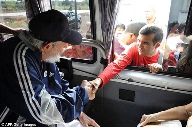 Nhung dieu it biet ve nha lanh dao huyen thoai Fidel Castro hinh anh 2