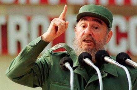 Viet Nam de quoc tang Fidel Castro anh 1