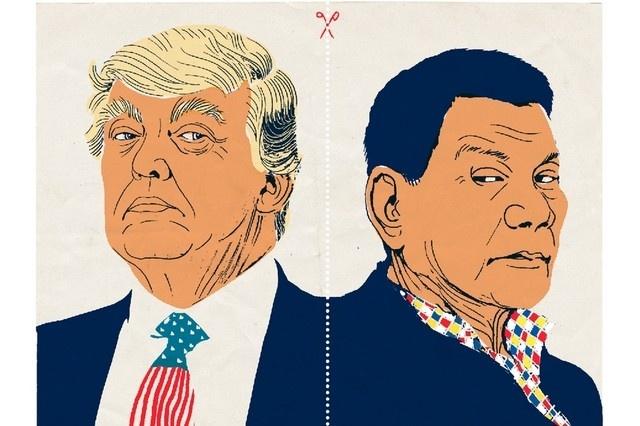 Trump moi Duterte den Nha Trang vao nam sau hinh anh