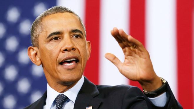 Obama ra lenh dieu tra cuoc tan cong mang bau cu  My hinh anh 1