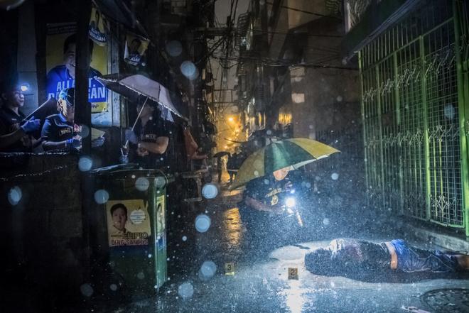Chong ma tuy o Philippines: 35 ngay, 57 an mang hinh anh