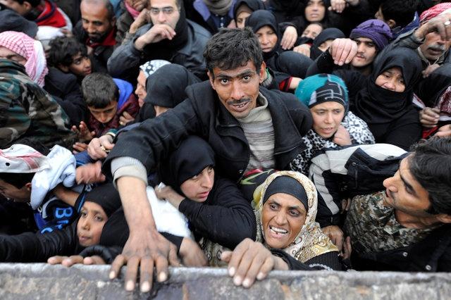 Aleppo chim trong bi kich tu cuoc noi chien keo dai 5 nam hinh anh
