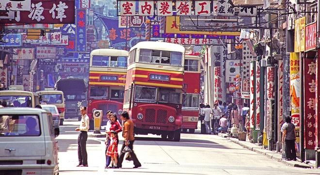 Hong Kong tu co dien den hien dai qua gan nua the ky hinh anh