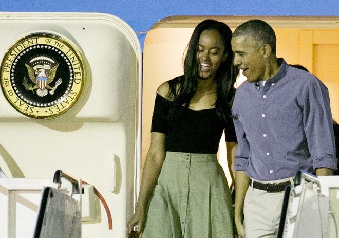 Obama den nghi o Hawaii lan cuoi tren cuong vi tong thong hinh anh