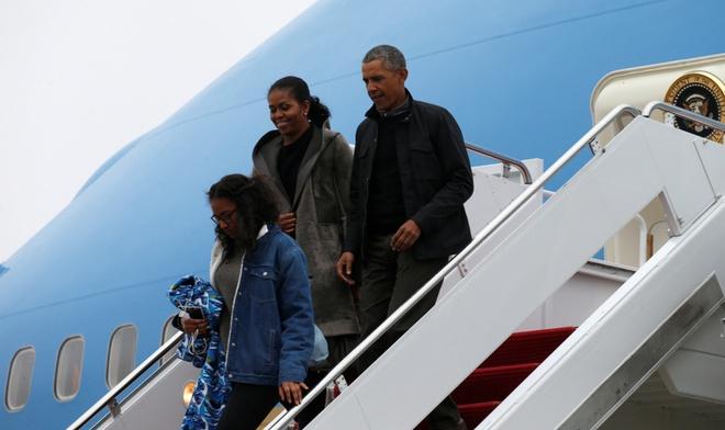 Obama va nhung ngay cuoi cung lam tong thong day uu tu hinh anh 1
