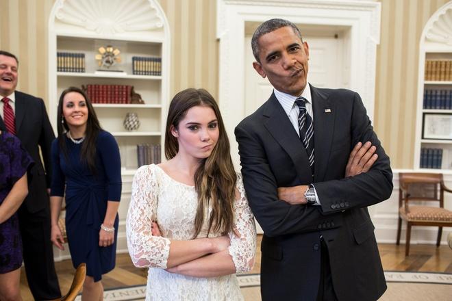 Tam biet Obama, the gioi se nho nhung hinh anh nay hinh anh