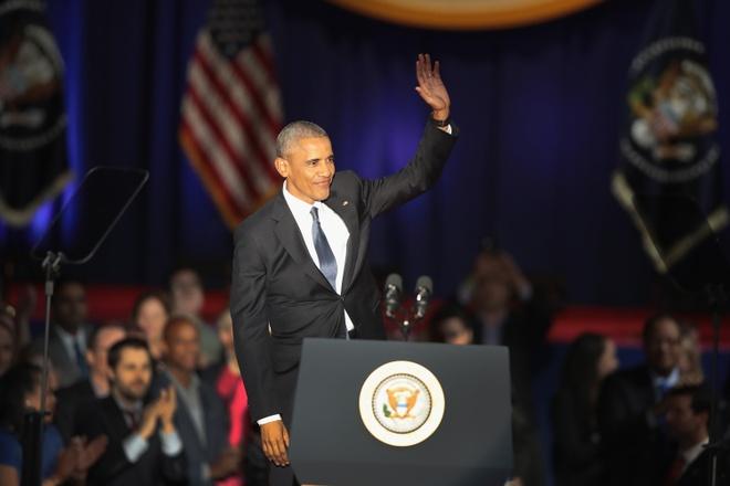 Obama phat bieu chia tay anh 5