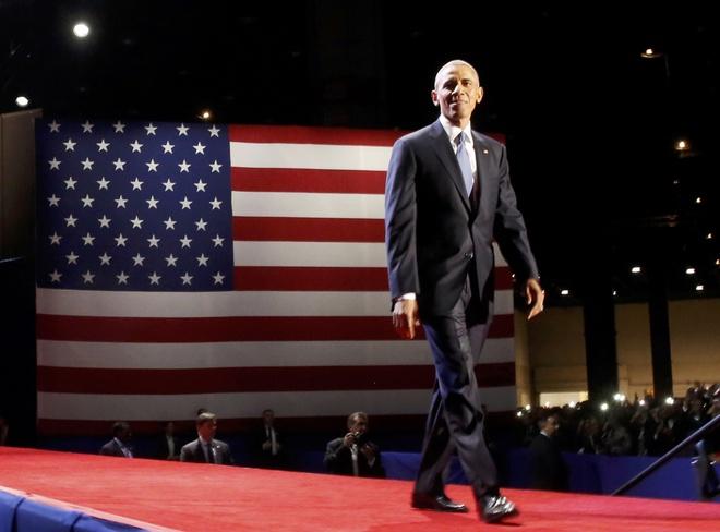 Obama phat bieu chia tay anh 3