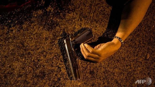 Philippines: Xac chet van con du canh sat ngung chong ma tuy hinh anh