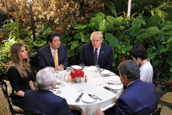 Ba Trump chua thuc su tiep quan vai tro de nhat phu nhan? hinh anh 1