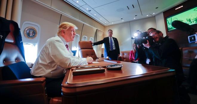 Cap duoi phat hoang vi cach dieu hanh cua Donald Trump hinh anh 2