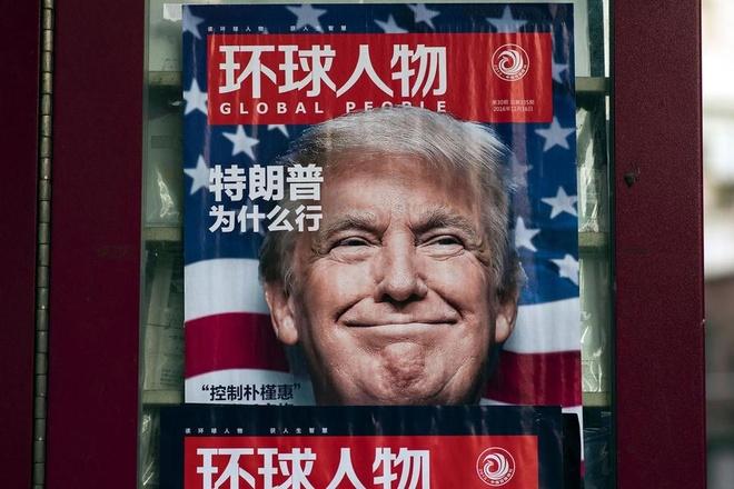 Donald Trump dang lam gi voi Trung Quoc? hinh anh 3