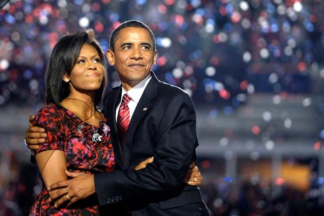 Ong ba Obama sap lam dien gia, khach moi Vua Dau bep Nhi hinh anh