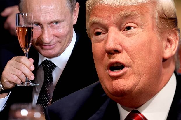 Putin co the gap Trump tai Slovenia anh 1