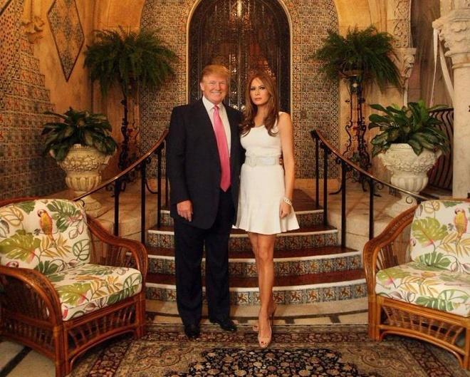 Ben trong khu resort sieu sang noi Trump don thu tuong Nhat hinh anh