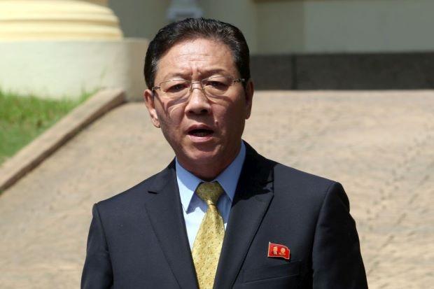 Trieu Tien, Malaysia nguy co doi dau vi vu Kim Jong Nam hinh anh 1