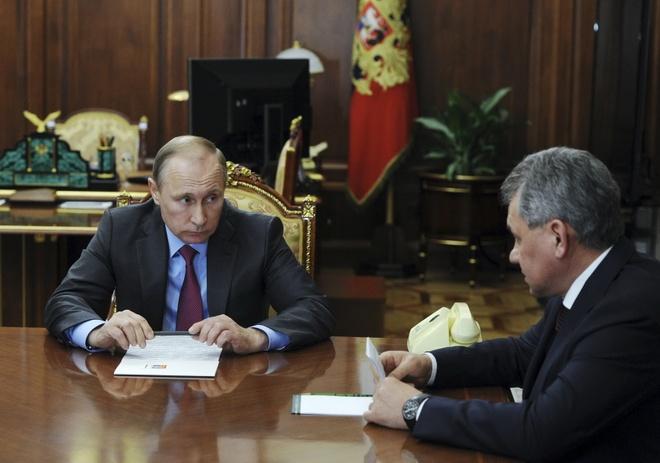 Ly do ong Putin rut quan khoi Syria hinh anh 1