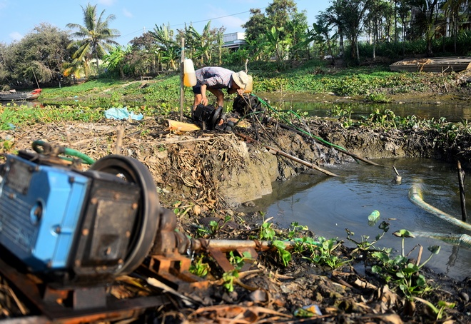 Cac nuoc dang bam nat dong Mekong hinh anh 1