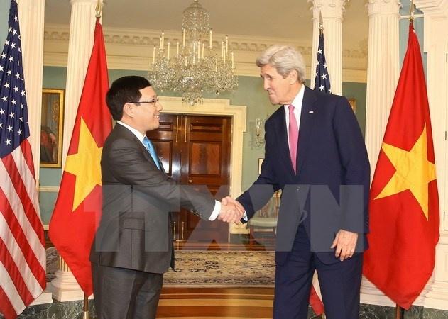 Ngoai truong My: Tong thong Obama mong den Viet Nam hinh anh