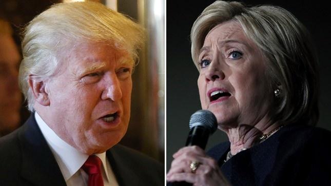 Dai chien Donald Trump - Hillary Clinton bat dau hinh anh 2