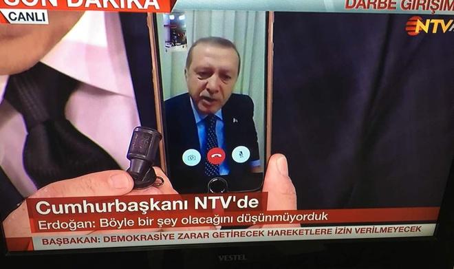 FaceTime cua Apple da cuu Tong thong Erdogan hinh anh 1