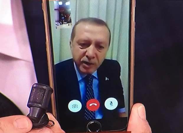 FaceTime cua Apple da cuu Tong thong Erdogan hinh anh