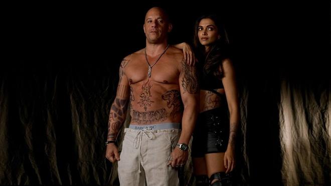 Bom tan moi cua Vin Diesel gay bao tren mang hinh anh 1