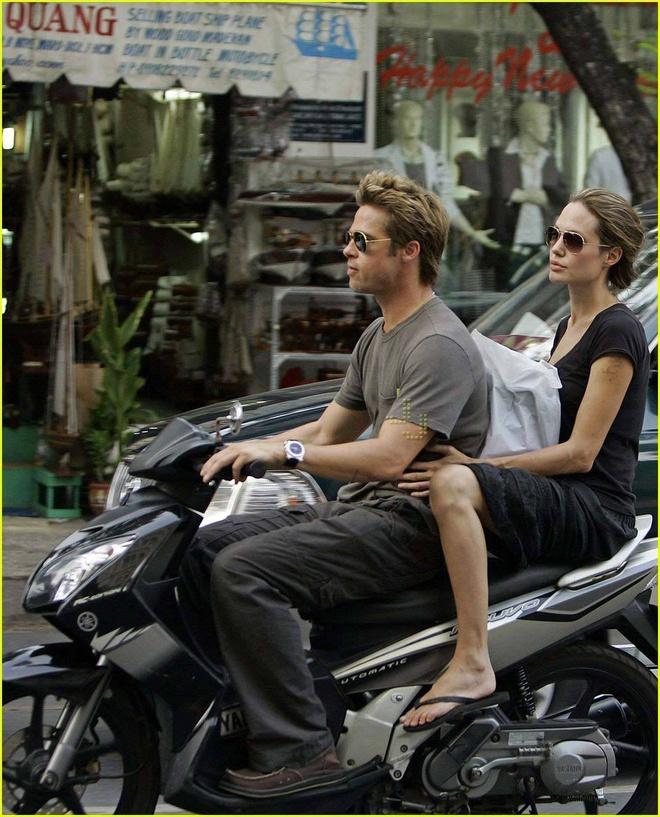 Angelina Jolie de don ly di Brad Pitt vi nguoi thu 3? hinh anh 3