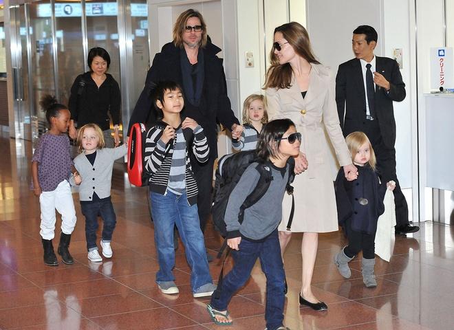 Angelina Jolie de don ly di Brad Pitt vi nguoi thu 3? hinh anh 5