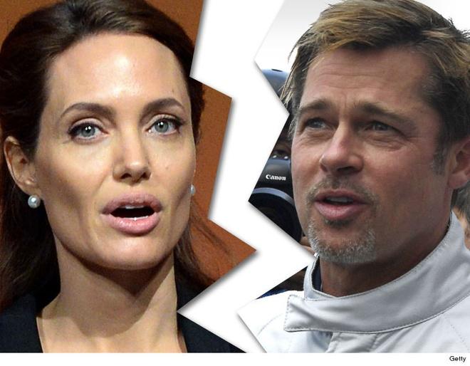 Angelina Jolie de don ly di Brad Pitt vi nguoi thu 3? hinh anh 1