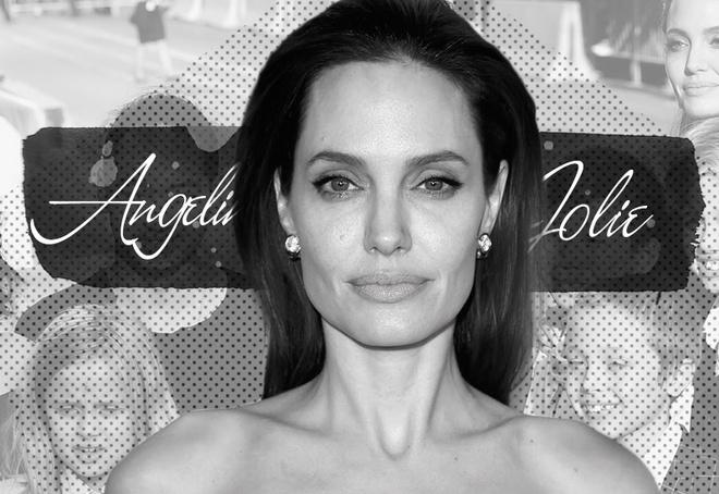 Angelina Jolie: Ba me don than va cuoc song khong bao gio binh thuong hinh anh