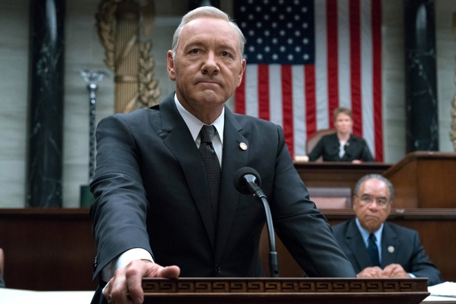 Netflix loai bo Kevin Spacey khoi 'House of Cards' hinh anh 1