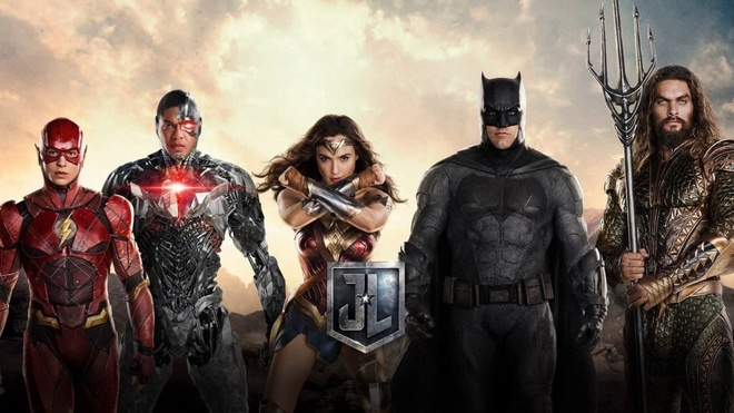 Cac sieu anh hung 'Justice League' co thang noi Rotten Tomatoes? hinh anh