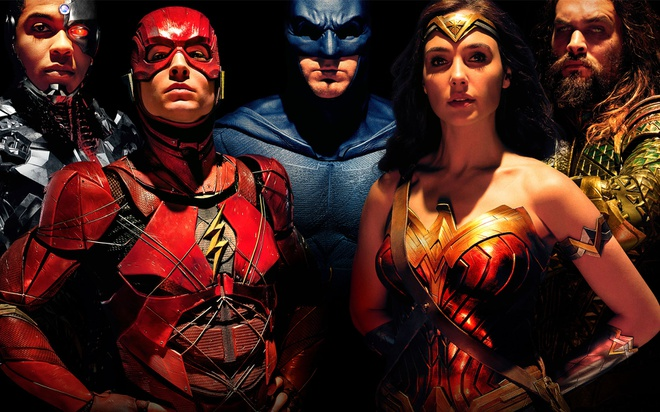 Cac sieu anh hung 'Justice League' co thang noi Rotten Tomatoes? hinh anh 1